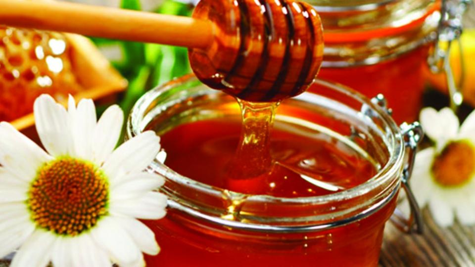 Honing en stuifmeel