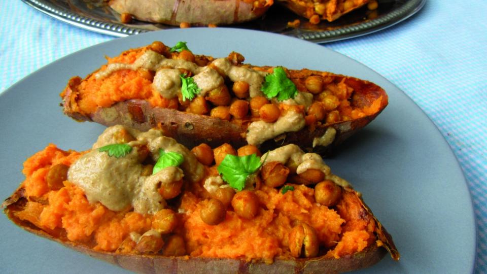 De bataat of zoete aardappel