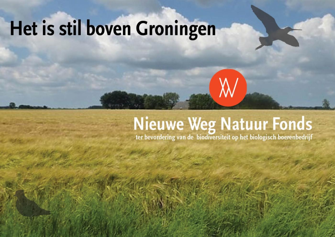 Nieuwe Weg Natuurfonds start!