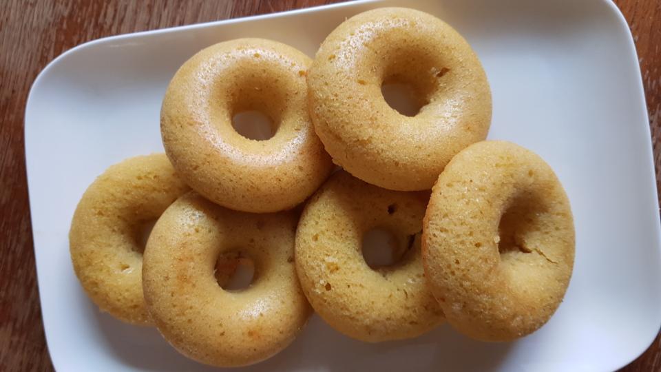 Donuts (basisrecept)